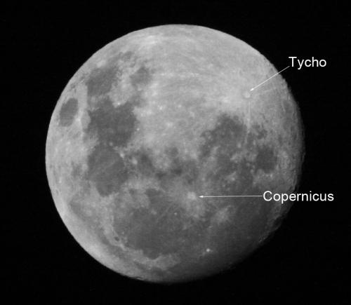Crater Copernicus